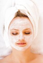 Rice paste applied as a mask can lead to a fairer complexion if used consistently